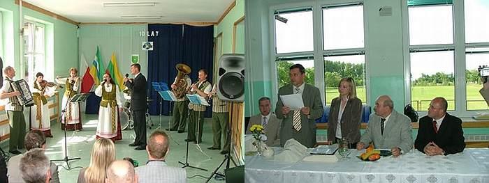 10 lat współpracy